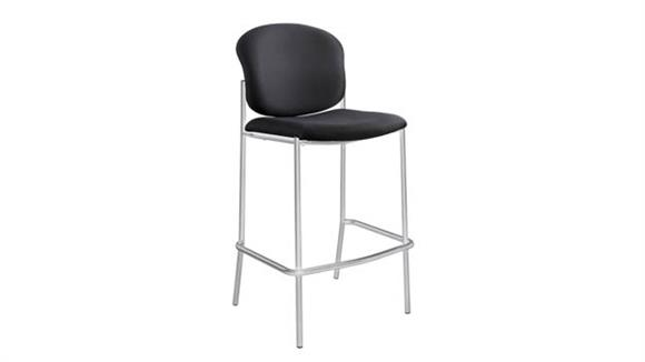 Bar Stools Safco Office Furniture Diaz™ Bistro-Height Chair - Black