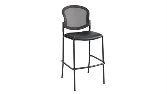 Bar Stools Safco Office Furniture Diaz™ Bistro-Height, Mesh Back Chair