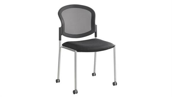 Side & Guest Chairs Safco Office Furniture Diaz™ Guest Mesh Back Chair