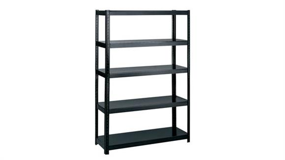 "Shelving Safco Office Furniture 48"" Wide 24"" Deep Boltless Shelving"