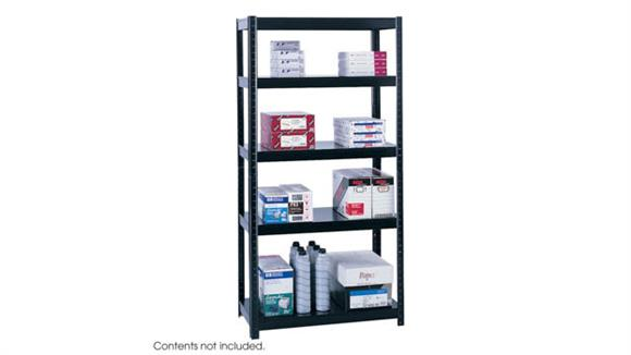 "Shelving Safco Office Furniture 36"" Wide 18"" Deep Boltless Shelving"
