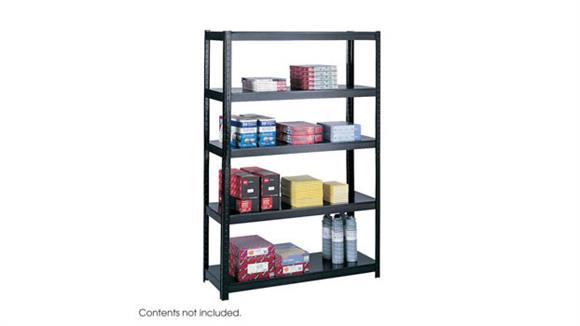 "Shelving Safco Office Furniture 48"" Wide 18"" Deep Boltless Shelving"