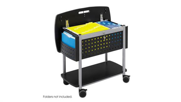 Mobile File Cabinets Safco Office Furniture Scoot Mobile File