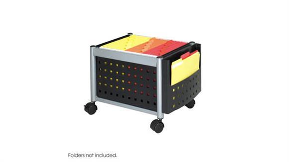 Mobile File Cabinets Safco Office Furniture Mini Scoot Mobile File