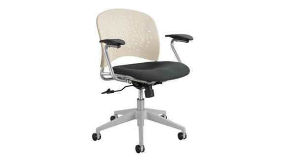 Office Chairs Safco Office Furniture Task Chair Round Back
