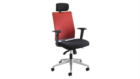 Office Chairs Safco Office Furniture Manager Chair with Headrest