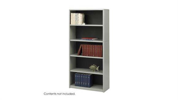 Bookcases Safco Office Furniture 5-Shelf ValueMate® Economy Bookcase
