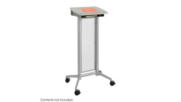 Podiums & Lecterns Safco Office Furniture Lectern