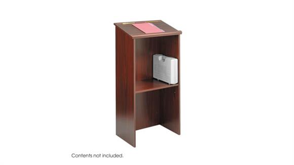 Podiums & Lecterns Safco Office Furniture Stand-Up Lectern