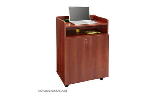 Podiums & Lecterns Safco Office Furniture Executive Presentation Stand