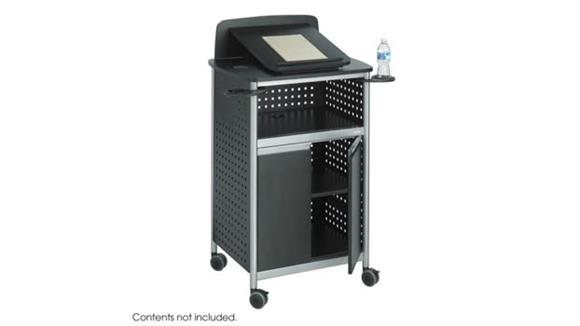 Podiums & Lecterns Safco Office Furniture Scoot Multi-Purpose Lecturn