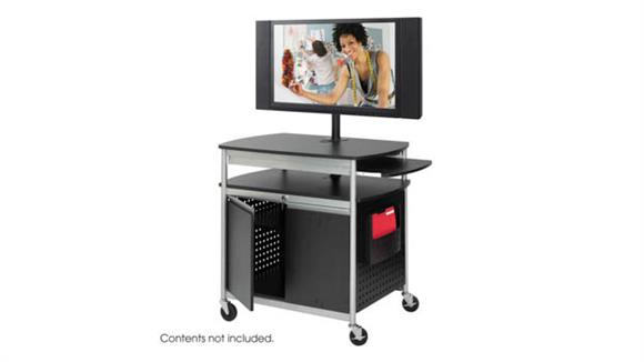 AV Carts Safco Office Furniture Multimedia Cart