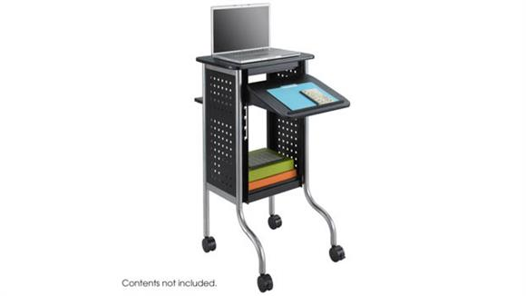 AV Carts Safco Office Furniture Presentation Cart
