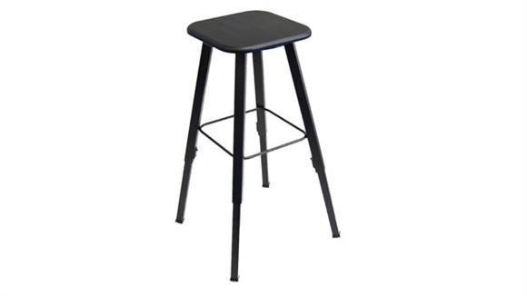 Counter Stools Safco Office Furniture Adjustable Height Stool