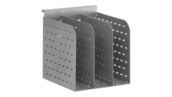 Desk Organizers Safco Office Furniture Vertical Desk Tray Sorter