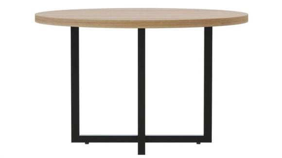 "Conference Tables Safco Office Furniture 48"" Round Conference Table"