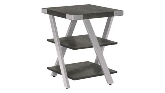 "End Tables Safco Office Furniture 20"" x 20"" End Table"
