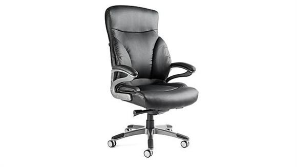 Office Chairs Samsonite Santa Barbara Premium Bonded Leather Chair