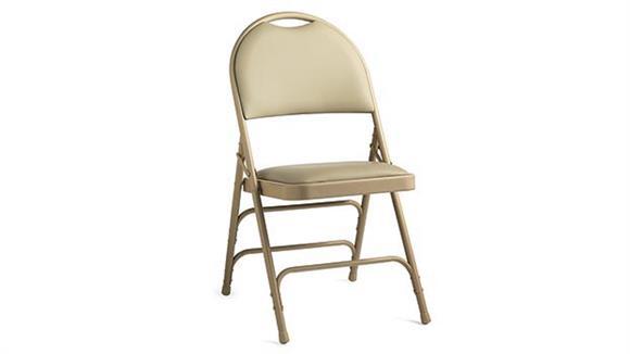 Folding Chairs Samsonite Steel & Vinyl Folding Chair