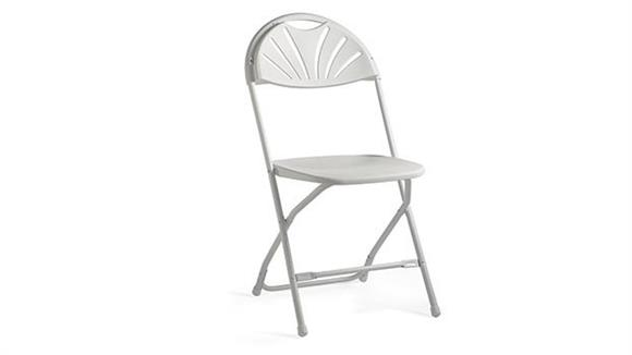 Folding Chairs Samsonite Injection Mold Fanback Folding Chair