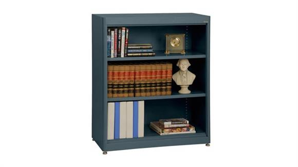 "Bookcases Sandusky Lee 36""W x 18""D x 42""H  Radius Edge Bookcase"