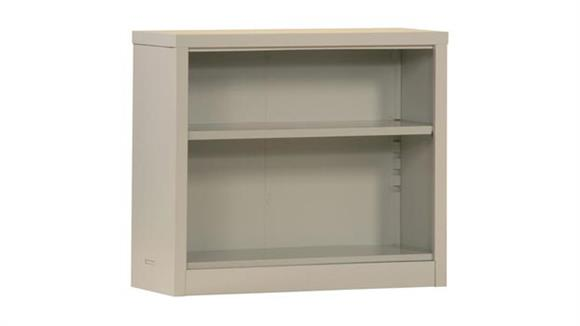 "Bookcases Sandusky Lee 35""W x 13""D x 30""H  Snap It Bookcase"