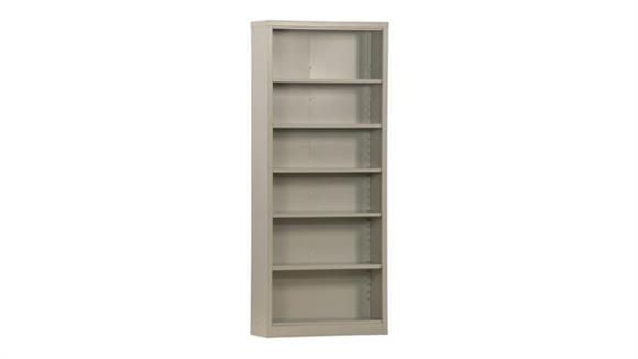 "Bookcases Sandusky Lee 35""W x 13""D x 84""H  Snap It Bookcase"