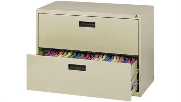 "File Cabinets Lateral Sandusky Lee 30""W x 18""D x 26.63""H  2 Drawer Lateral File"