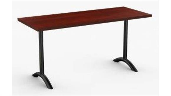 "Training Tables Special T 24"" x 48"" T-Leg Training and Task Table"