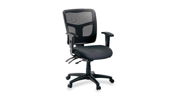 Office Chairs Lorell Executive Mid Back Chair