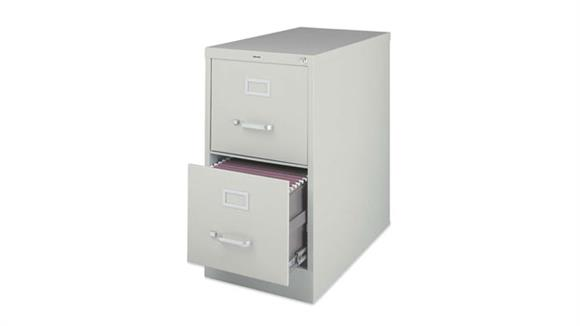 File Cabinets Vertical Lorell 2 Drawer Letter Size Vertical File