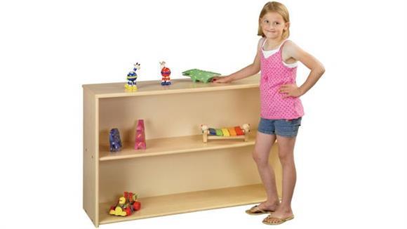 Storage Cubes & Cubbies Stevens Industries Preschool Shelf Storage