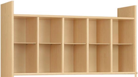 Storage Cubes & Cubbies Stevens Industries Diaper Wall Storage