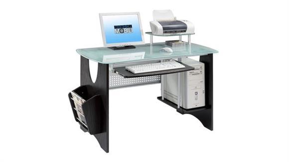 Computer Desks Techni Mobili Espresso Computer Desk
