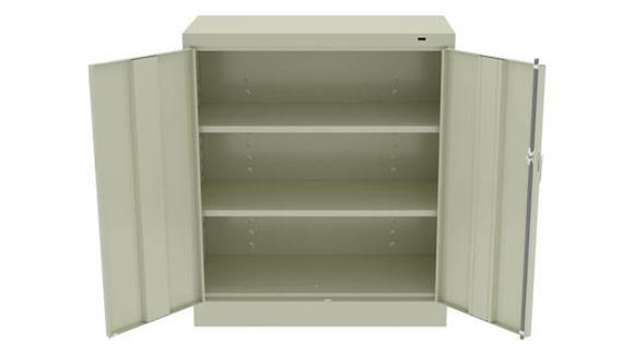 """Storage Cabinets Tennsco 42""""H Standard Storage Cabinet"""