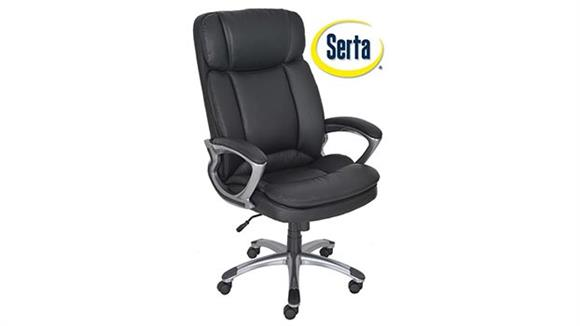 Big & Tall Serta Seating Big and Tall Executive Chair