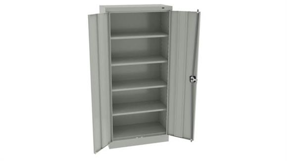 """Storage Cabinets Tennsco 66""""H Smart-Space Cabinet"""