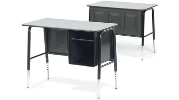 School Desks Virco Junior Executive Student Desk