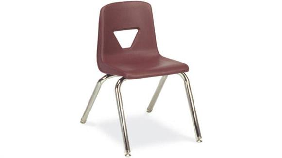 "Stacking Chairs Virco 16"" Stack Chair"