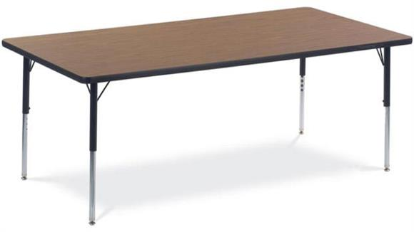 "Activity Tables Virco 72"" x 36"" Activity Table"