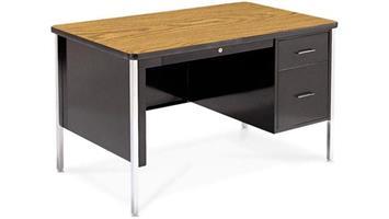 Steel & Metal Desks