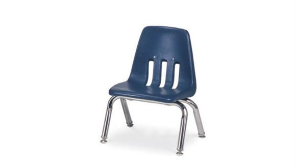 """Stacking Chairs Virco 10"""" Stack Chair"""