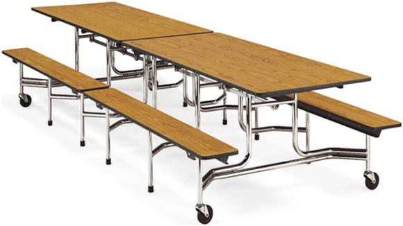Cafeteria Tables Virco 12