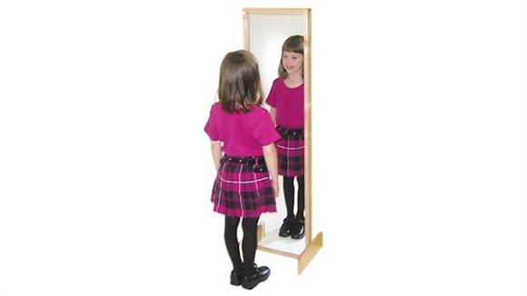 Mirrors Wood Designs Acrylic Tilt Mirror