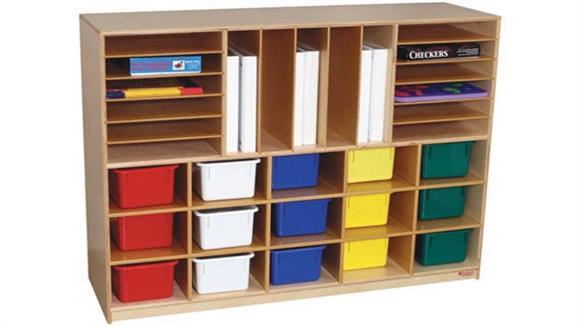 Storage Cubes & Cubbies Wood Designs Multi-Storage