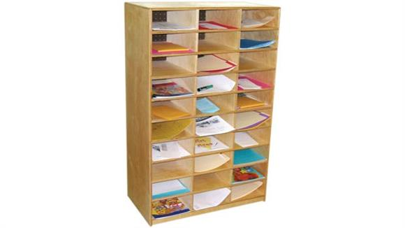 Mail Sorters Wood Designs Mailbox Storage Center