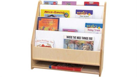 Bookcases Wood Designs Toddler Book Shelf
