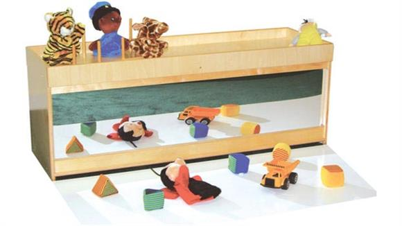 Storage Cubes & Cubbies Wood Designs Infant Pull-Up Storage