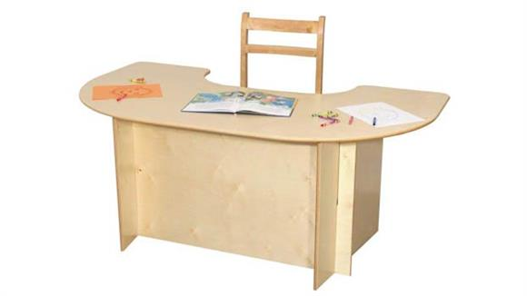 Activity Tables Wood Designs Group Interaction Table