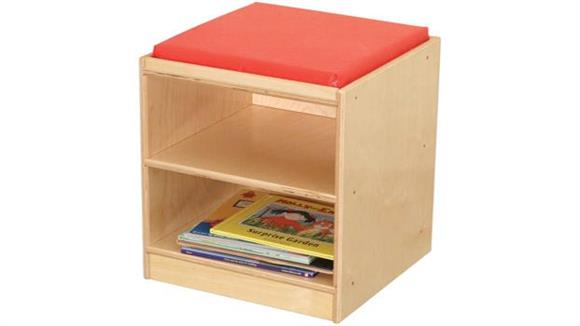 Kids Chairs Wood Designs Mobile Storage Stool
